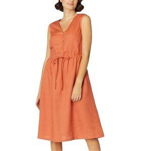 Princess Highway Charlotte Linen Dress Sz 12